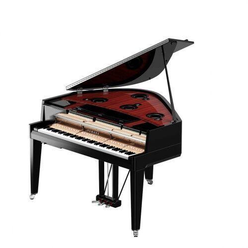 Yamaha n3x avant grand pianino hybrydowe