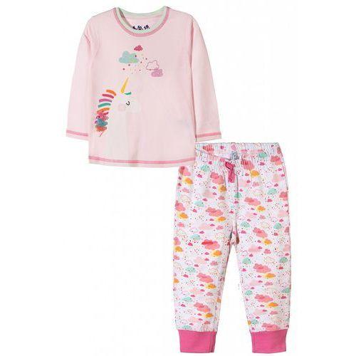 Pidżama dziewczęca z jednorożcem 3W3411