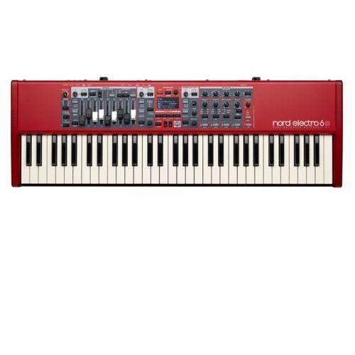 Nord electro 6d 61 organy, piano i syntezator