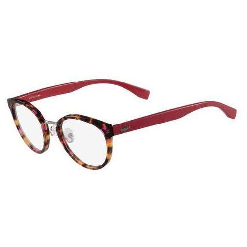 Okulary korekcyjne l2777 215 marki Lacoste
