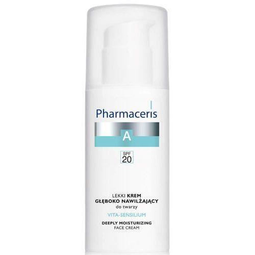 Pharmaceris A Vita-Sensilium lekki krem głęboko nawilżający do twarzy SPF20 50ml