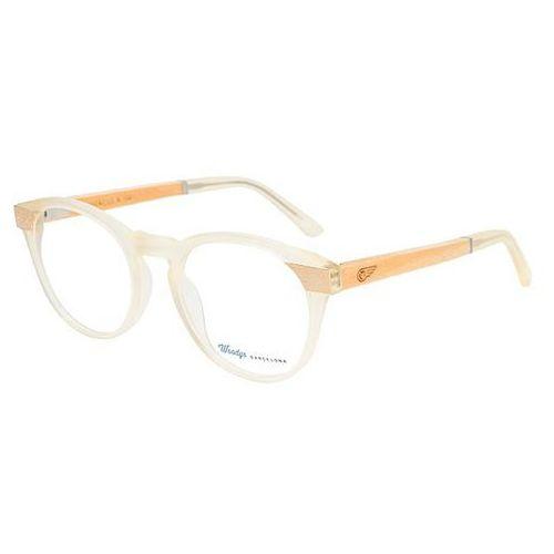 Woodys barcelona Okulary korekcyjne dracula 04