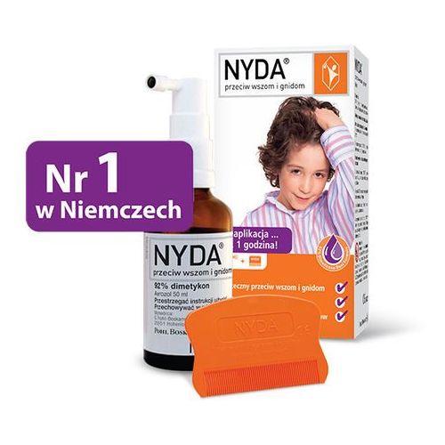 Nyda Płyn p/wszawicy płyn - 50 ml, postać leku: płyn