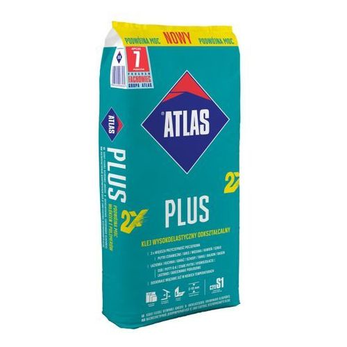 Klej plus nowy 20 kg marki Atlas