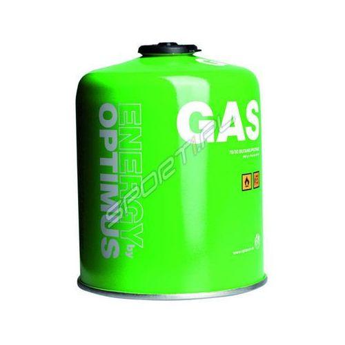 Kartusz gazowy butane-isobutane-propan 440g marki Optimus