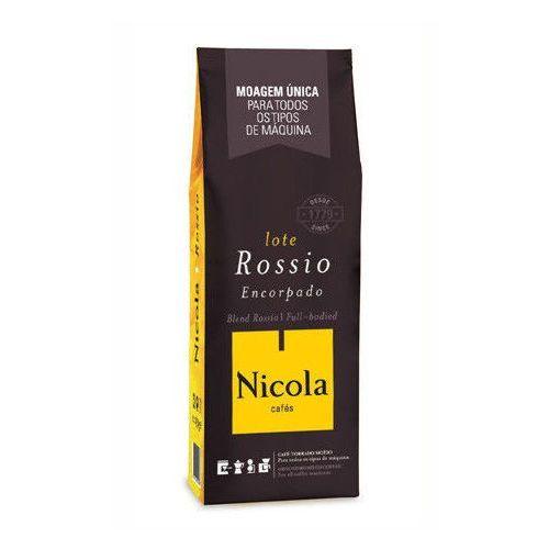 Portugalska kawa rossio 250g mielona marki Nicola