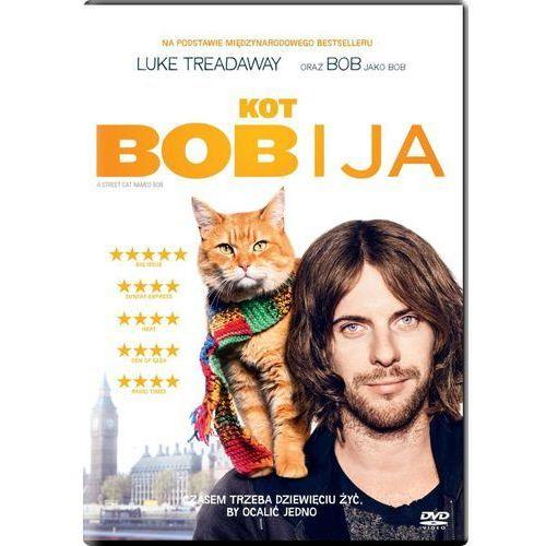 Imperial cinepix Kot bob i ja (dvd) (5903570159534)