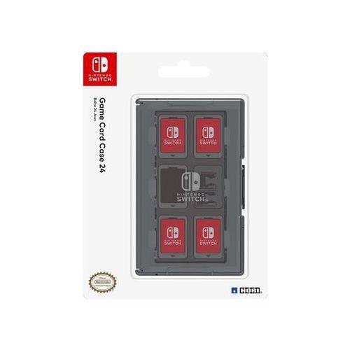 HORI Game Card Case - Black - Akcesoria do konsoli do gier - Nintendo Switch
