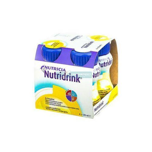 Nutridrink o smaku waniliowym 4 x 125ml (artykuł z kategorii Witaminy i minerały)