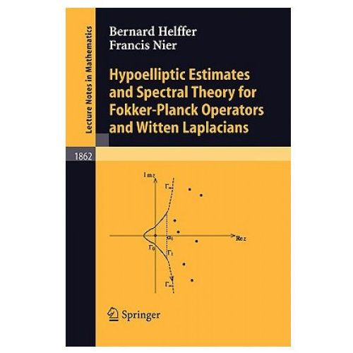Hypoelliptic Estimates and Spectral Theory for Fokker-Planck Operators and Witten Laplacians