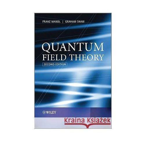 Quantum Field Theory 2e