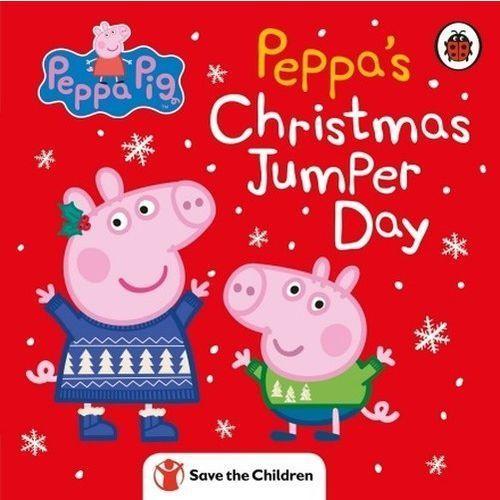Peppa Pig: Peppa's Christmas Jumper Day (16 str.)