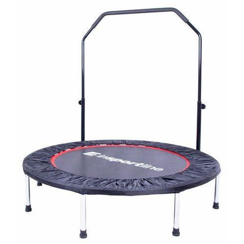 Insportline Trampolina fitness z uchwytem profi 122 cm wzmacniana (8596084027436)