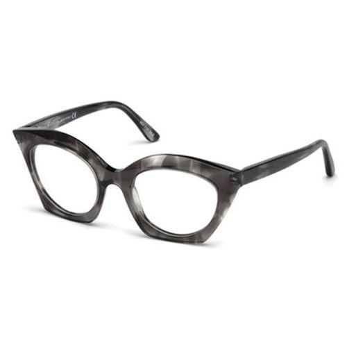 Balenciaga Okulary korekcyjne ba5077 020