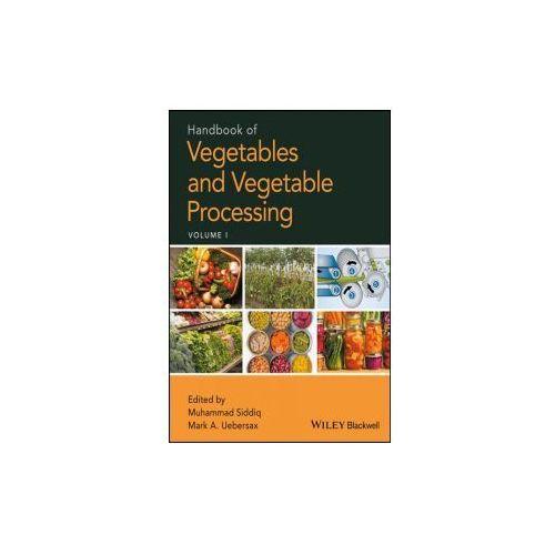 Handbook of Vegetables and Vegetable Processing (9781119098928)