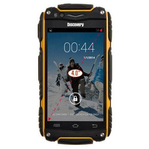 V8 marki Discovery telefon komórkowy