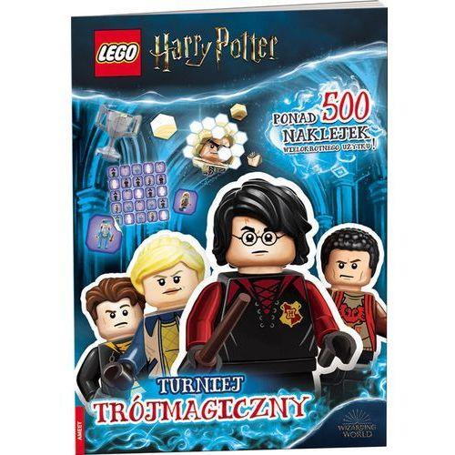 Lego Harry Potter. Turniej Trójmagiczny (9788325333836)