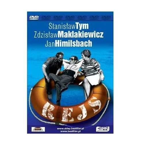 Best film Rejs (płyta dvd)