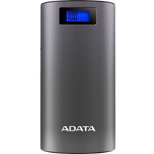 Adata Power bank ap20000d-dgt-5v-cgy 20000mah microusb usb- natychmiastowa wysyłka, ponad 4000 punktów odbioru! (4713218469977)