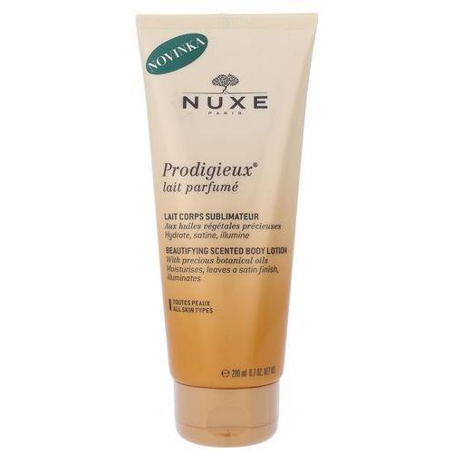 prodigieux mleczko do ciała dla kobiet 200 ml marki Nuxe