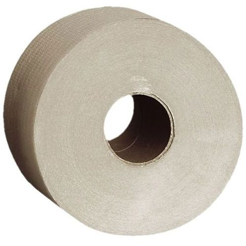 Papier toaletowy Merida Economy 6 szt. 1 warstwa 230 m szary makulatura