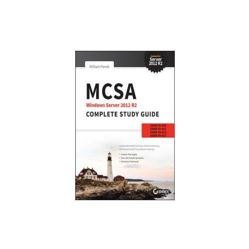 MCSA Windows Server 2012 R2 Complete Study Guide (9781118859919)