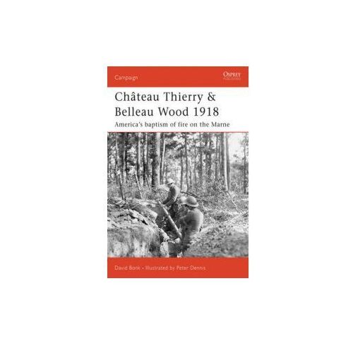 Chateau Thierry and Belleau Wood 1918