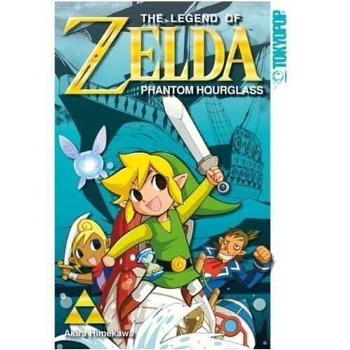 The Legend of Zelda - Phantom Hourglass (9783867199834)