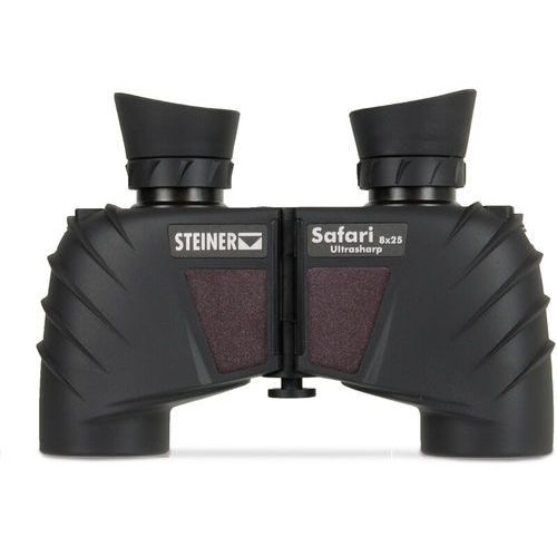 Steiner safari ultrasharp lornetka 8x25, black 2020 lornetki i lunety (4015649003929)