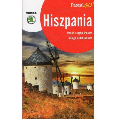 Hiszpania. Pascal GO!, oprawa broszurowa