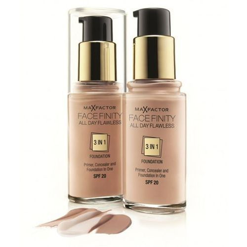 Max factor facefinity all day flawless 3 w 1 podkład 30 ml - 35 pearl beige