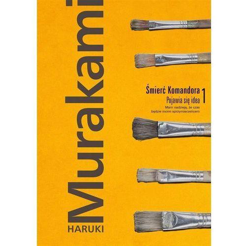 Śmierć Komandora Tom 1 Pojawia się idea - Haruki Murakami, Muza
