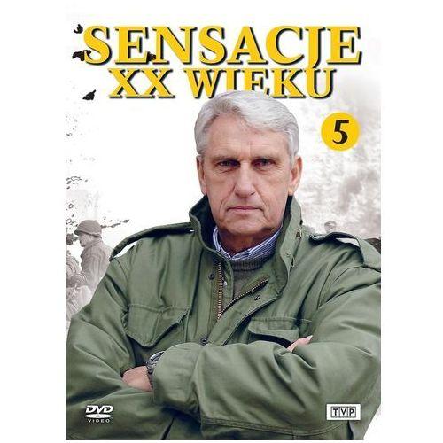 Telewizja polska s.a. Sensacje xx wieku cz.4 dvd (płyta dvd) (5902739660027)