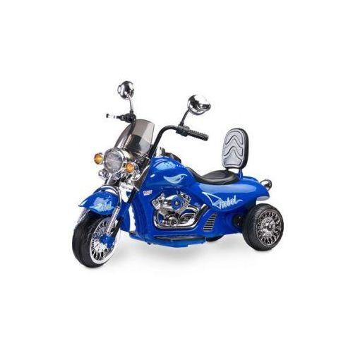 TOYZ MOTOCYKL MOTOR na akumulator REBEL BLUE, Caretero z AS PLANETA.pl