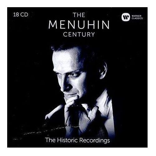 Warner music The menuhin century: the historic recordings (limited) (0825646777051)