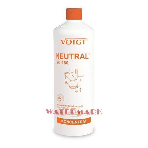 Voigt Neutral 1 l profesjonalny płyn do mycia podłogi (5901370018006)