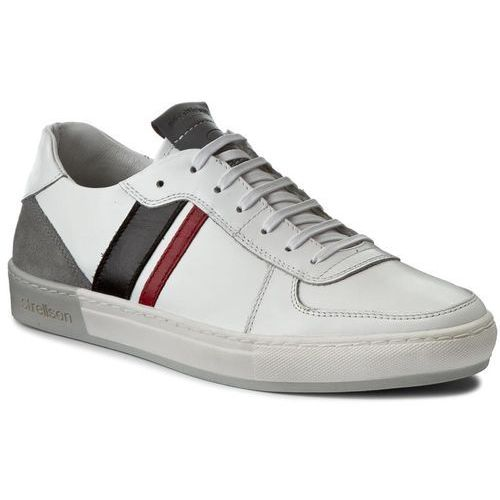 Sneakersy STRELLSON - Evans 4010002164 White 100, 40-46