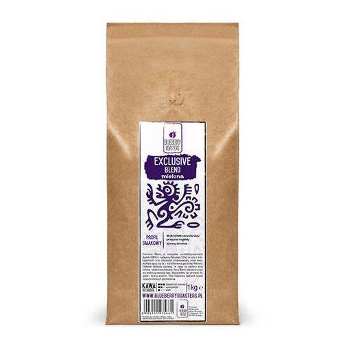 Blueberry roasters Kawa ziarnista exclusive blend 1kg - ziarnista \ 1kg