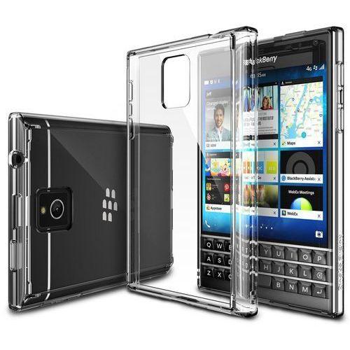 Rearth Ringke Fusion Blackberry Passport Crystal View, kolor czarny