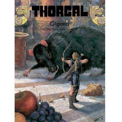 Thorgal - 22 - Giganci (twarda oprawa)., Van Hamme Jean