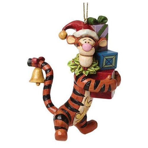 Jim shore Tygrysek,(tigger hanging ornament), a27552 figurka ozdoba świąteczna