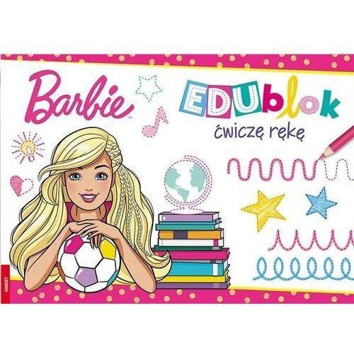 Barbie EDUblok Ćwiczę rękę - Praca zbiorowa, Ameet