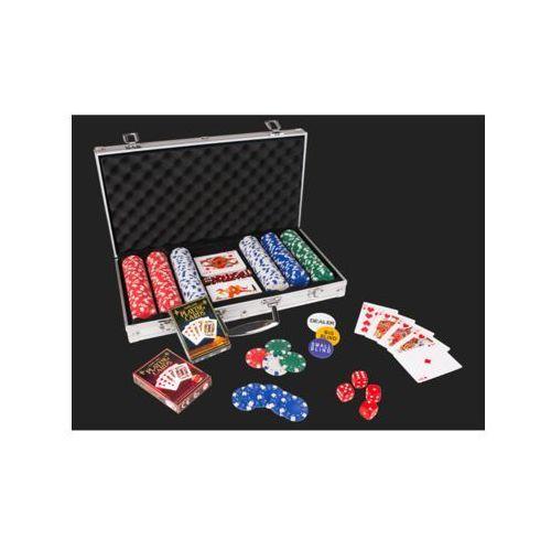 Cartamundi poker set metal case (5411068600210)