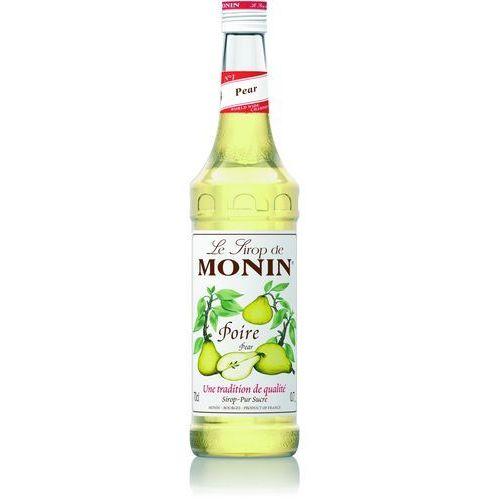 Syrop gruszka pear 700ml marki Monin