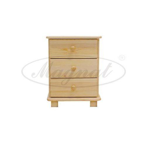 Szafka nr S3, Magnat - producent mebli drewnianych i materacy z Meblemagnat