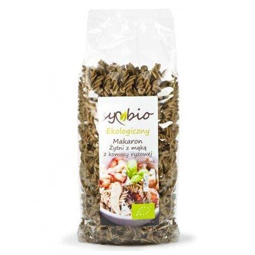 Makaron żytni z mąką z komosy ryżowej świderki EKO Symbio 400g (5903874565680)