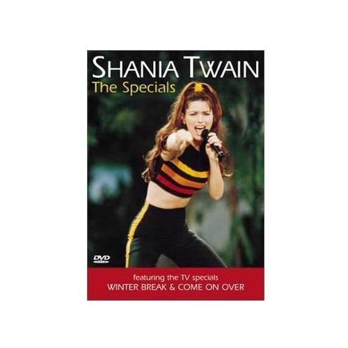 Universal music Twain shania - the specials [dvd]