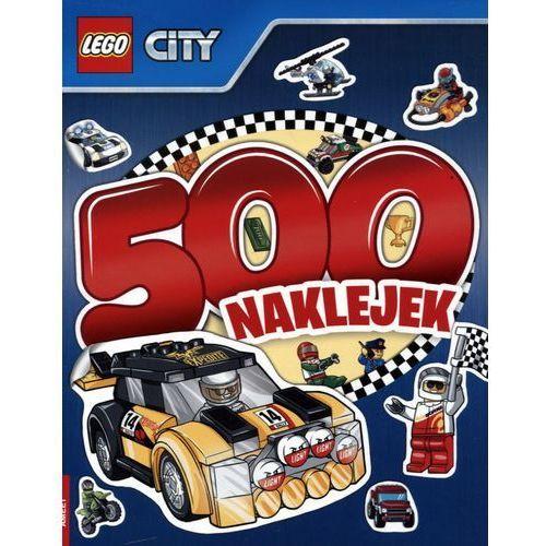 LEGO City. 500 naklejek