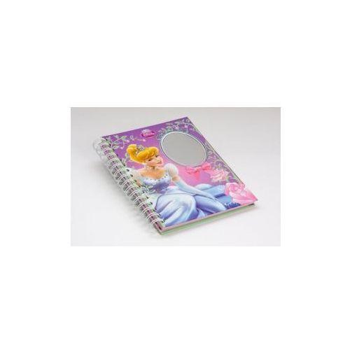 Pamiętnik na spirali A5 z lusterkiem - produkt z kategorii- pamiętniki