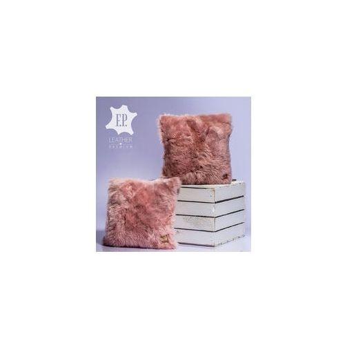 F.p. leather premium: home interior design Komplet poduszek włochacz / futrzak / dekoracyjna [id9]